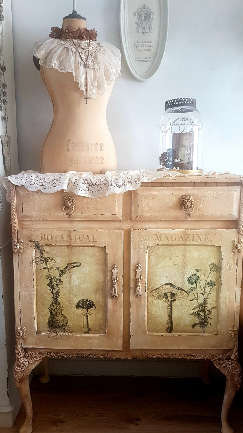 Redesign Decor Transfers® - Fungi Forest