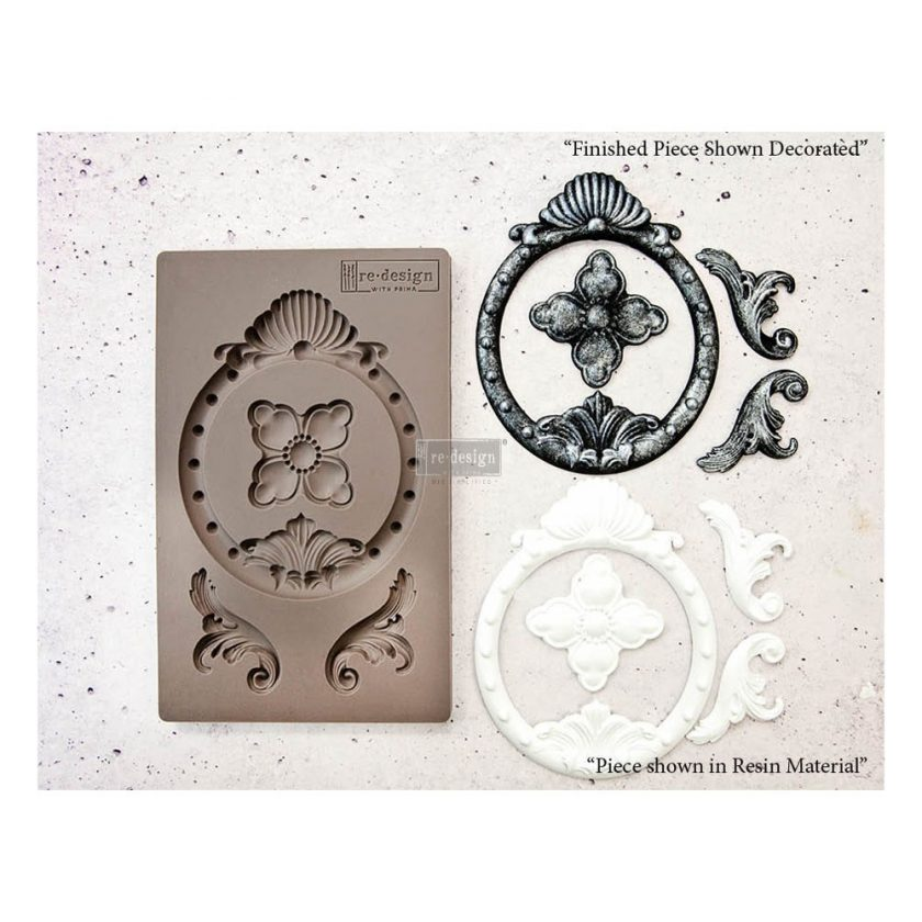 "Redesign Décor Moulds® 5""x8"" - Warrington Framework"