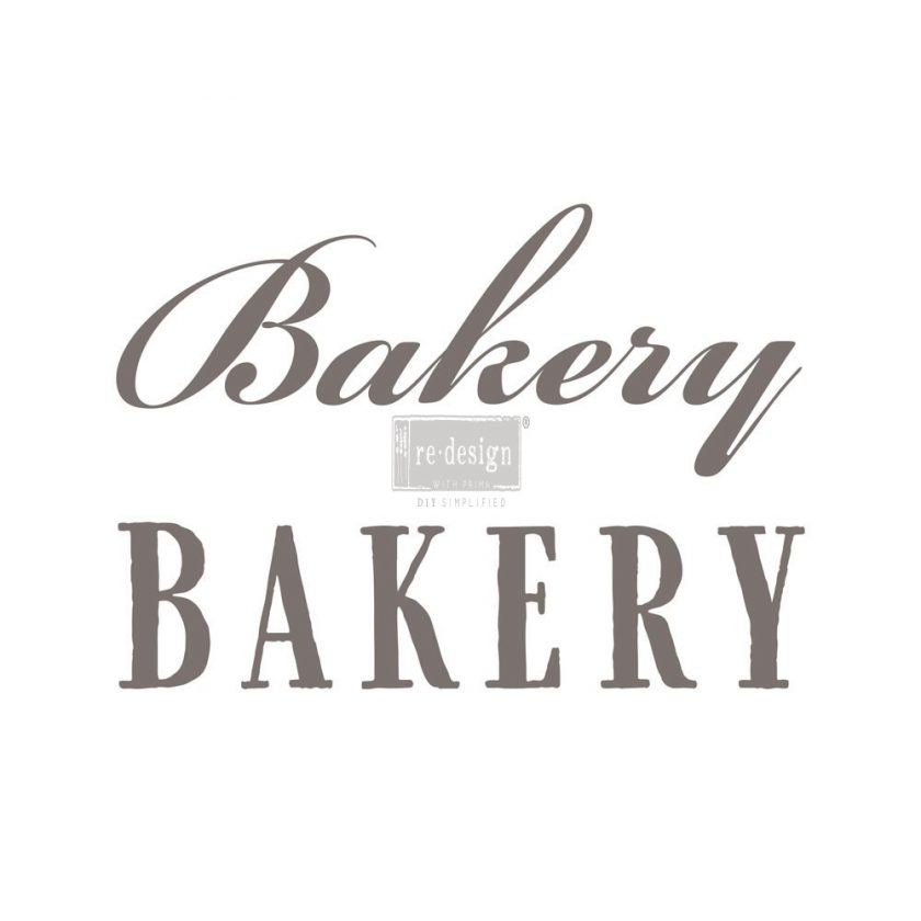 "Redesign Décor Transfers® Fresh Bakery 10""x 13"""