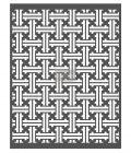 """Redesign Décor Stencils® - Basket Weave 22""""x 28"""""""