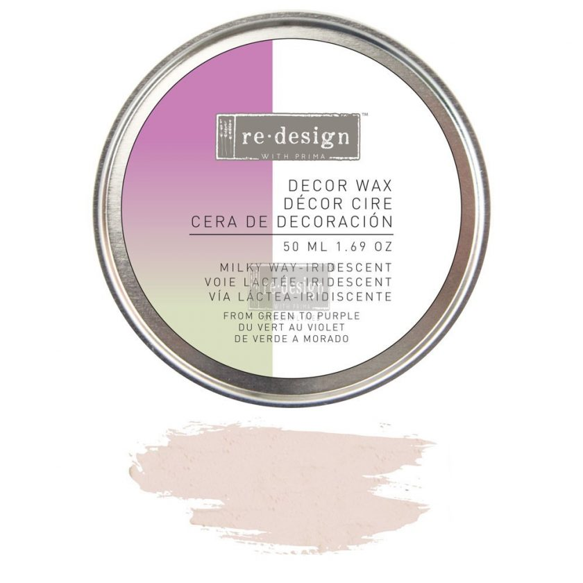 Redesign Decor Wax 1.69oz (50 ml) - Milky Way Iridescent