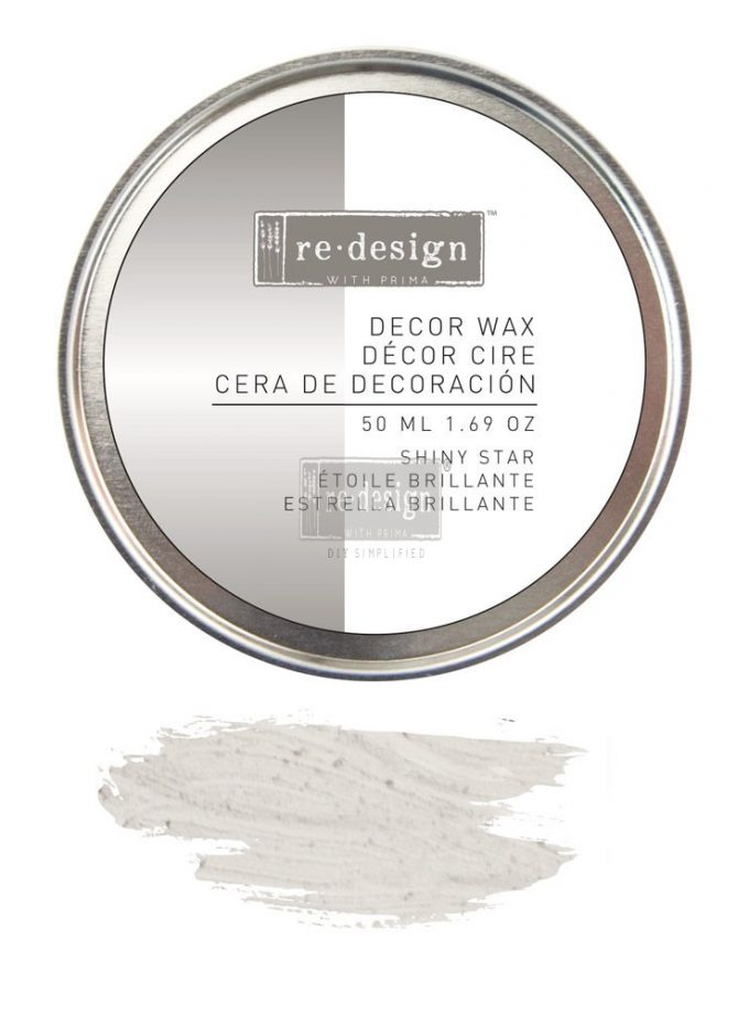Redesign Decor Wax 1.69oz (50 ml) - Shiny Star