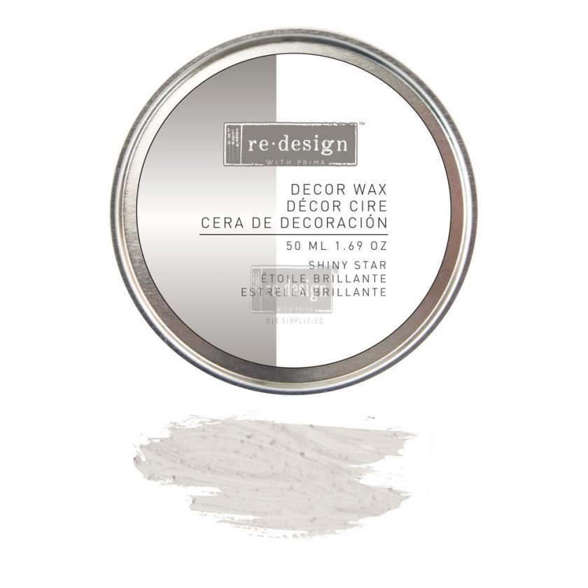 Redesign Decor Wax 1.69oz (50 ml) - Shiny Star