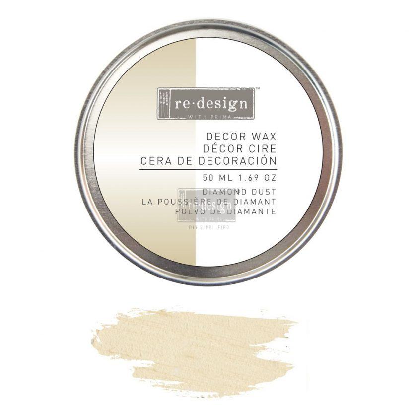 Redesign Decor Wax 1.69oz (50 ml) - Diamond Dust
