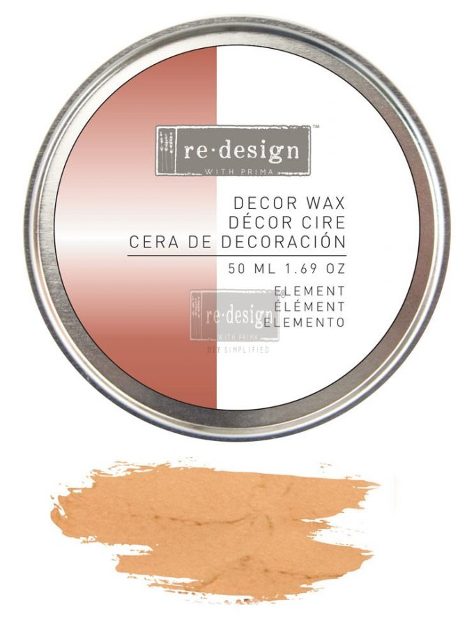 Redesign Decor Wax 1.69oz (50 ml) - Brass