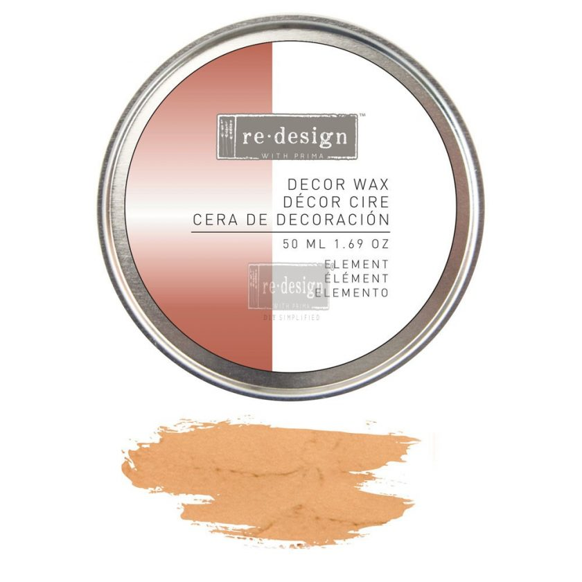 Redesign Decor Wax 1.69oz (50 ml) - Brass