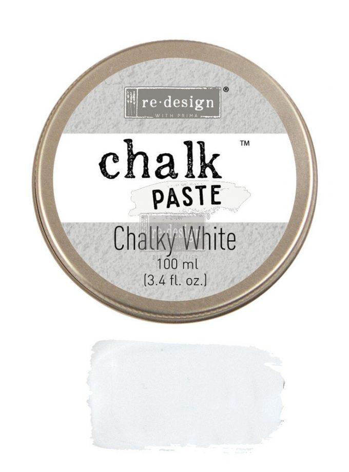Redesign Chalk Paste® 3.4 fl. oz. (100ml) - Chalky White