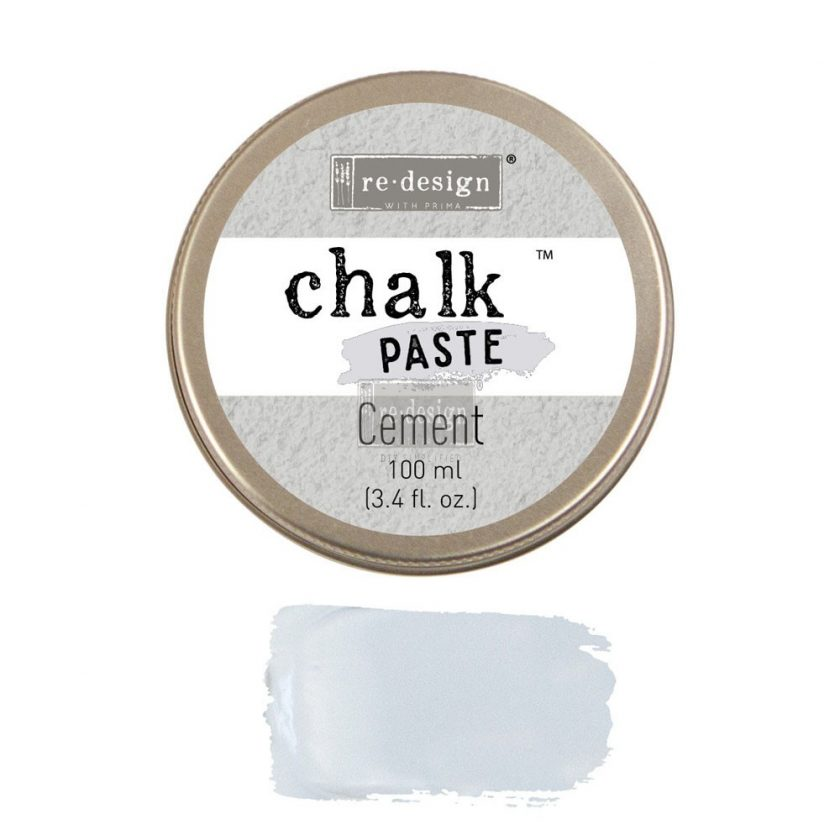 Redesign Chalk Paste® 3.4 fl. oz. (100ml) - Cement
