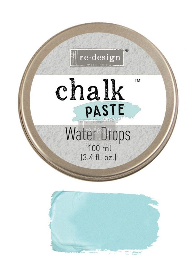 Redesign Chalk Paste® 3.4 fl. oz. (100ml) - Water Drops