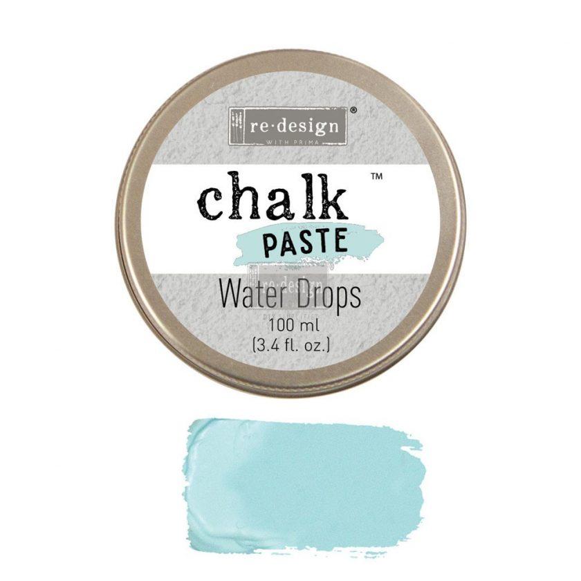 Redesign Chalk Paste® 3.4 fl. oz. (100ml) - Water Drops