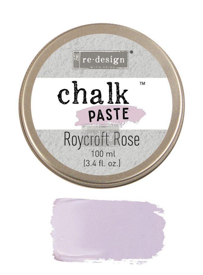 Redesign Chalk Paste® 3.4 fl. oz. (100ml) - Roycroft Rose
