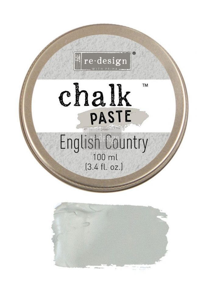 Redesign Chalk Paste® 3.4 fl. oz. (100ml) - English Country