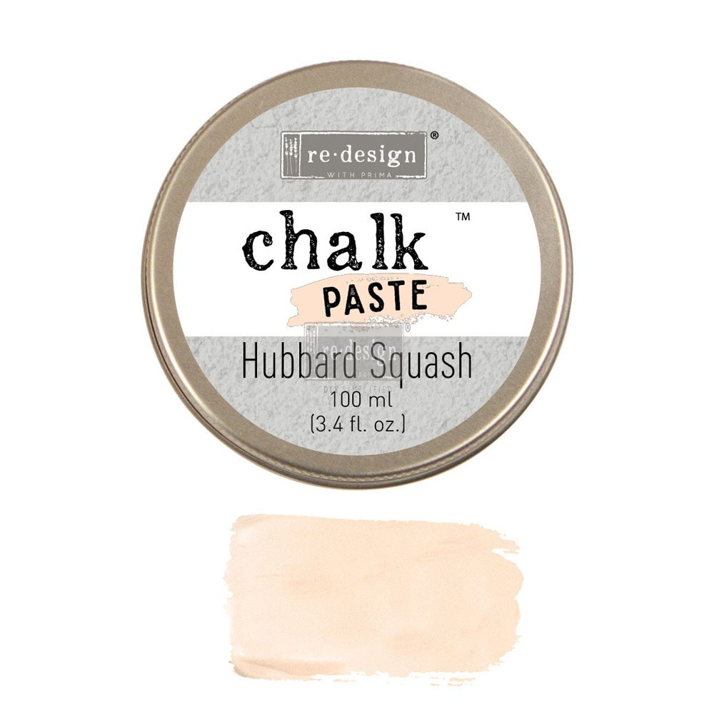 Redesign Chalk Paste® 3.4 fl. oz. (100ml) - Hubbard Squash