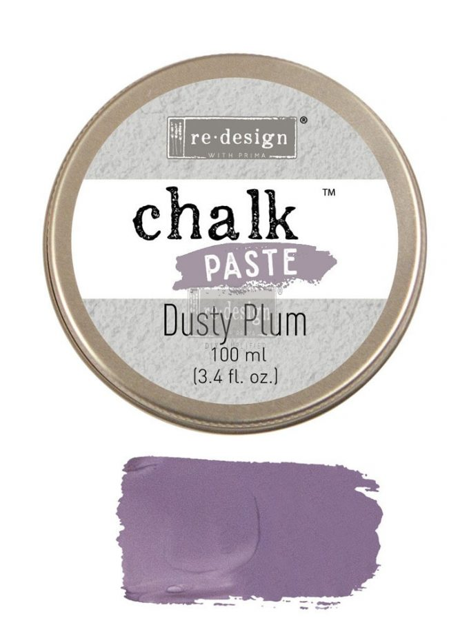Redesign Chalk Paste® 3.4 fl. oz. (100ml) - Dusty Plum