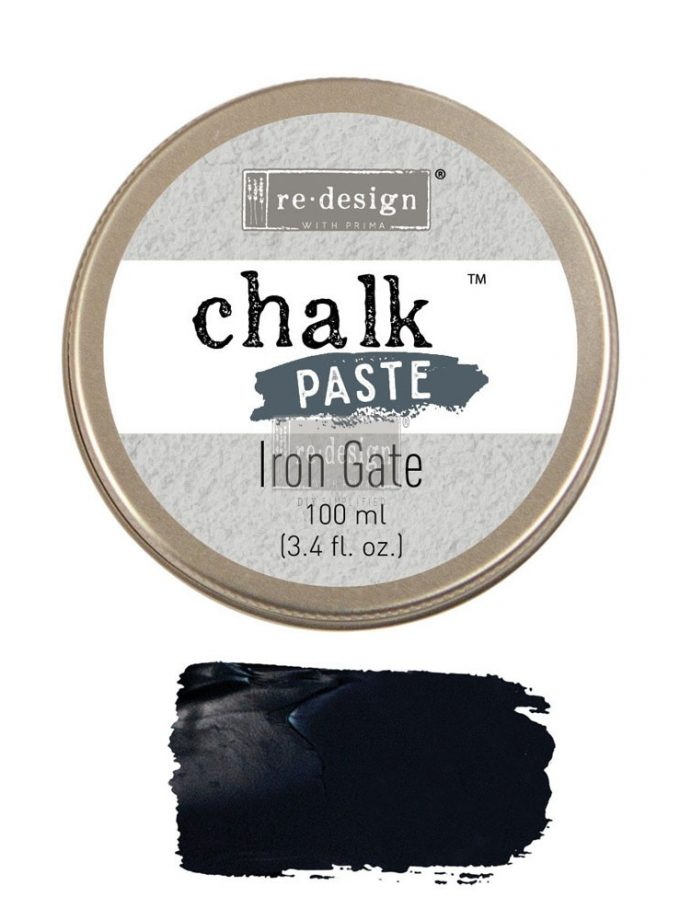 Redesign Chalk Paste® 3.4 fl. oz. (100ml) - Iron Gate