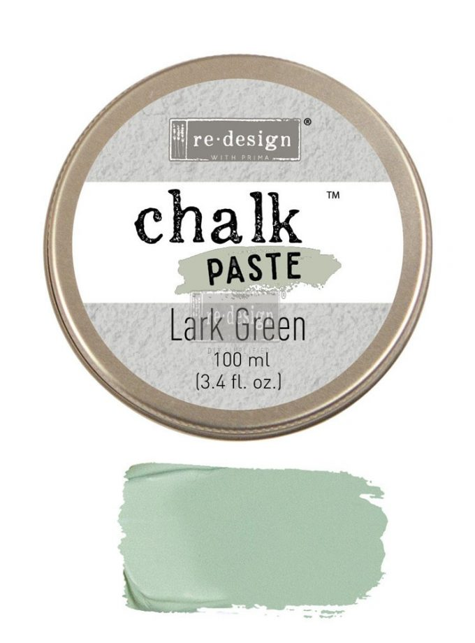 Redesign Chalk Paste® 3.4 fl. oz. (100ml) - Lark Green