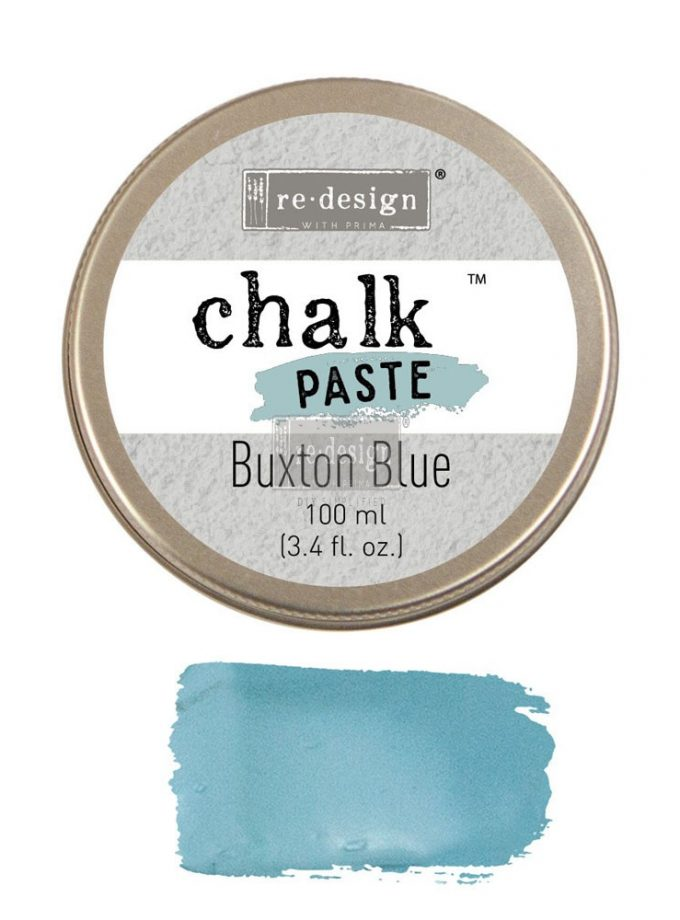 Redesign Chalk Paste® 3.4 fl. oz. (100ml) - Buxton Blue