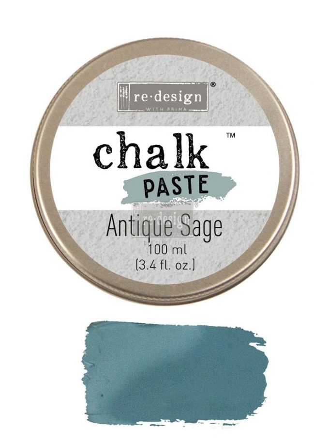 Redesign Chalk Paste® 3.4 fl. oz. (100ml) - Antique Sage