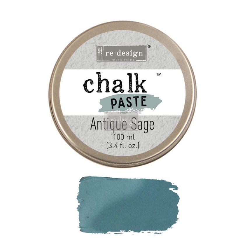 Redesign Chalk Paste® 3.4 fl. oz. (100ml) - Antique Sage