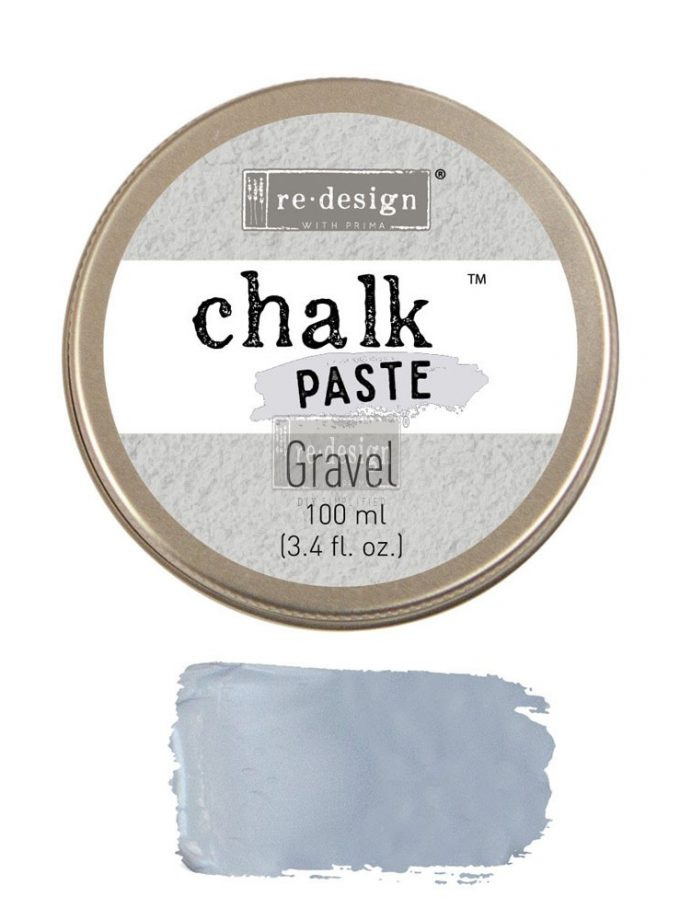 Redesign Chalk Paste® 3.4 fl. oz. (100ml) - Gravel