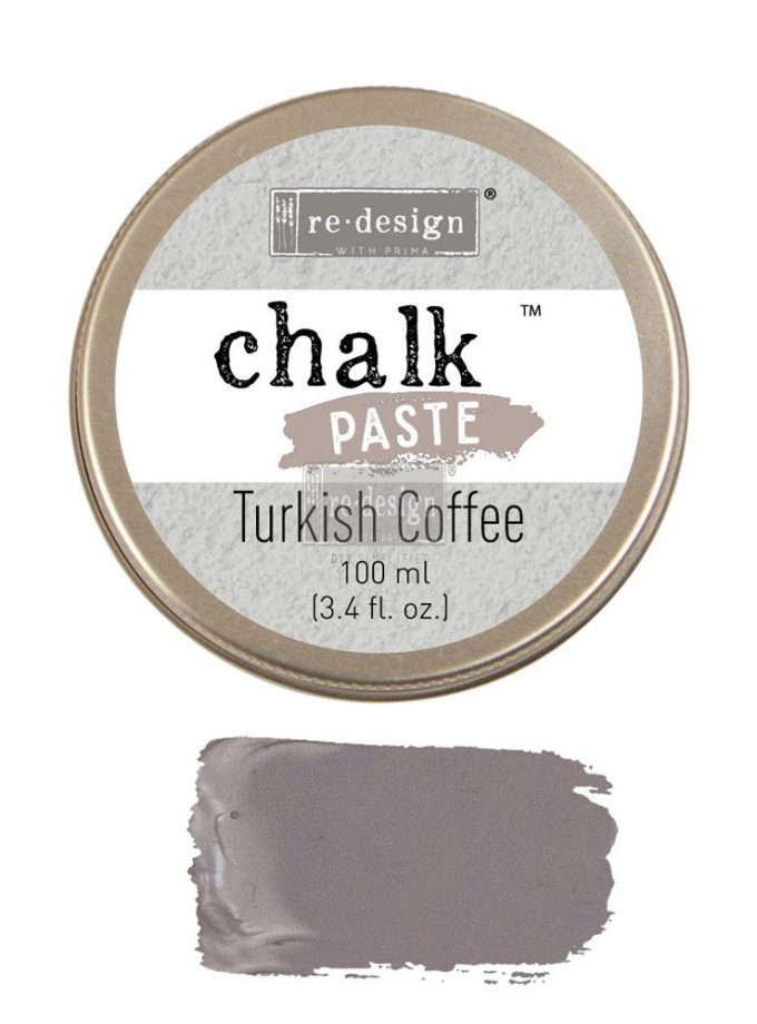 Redesign Chalk Paste® 3.4 fl. oz. (100ml) - Turkish Coffee