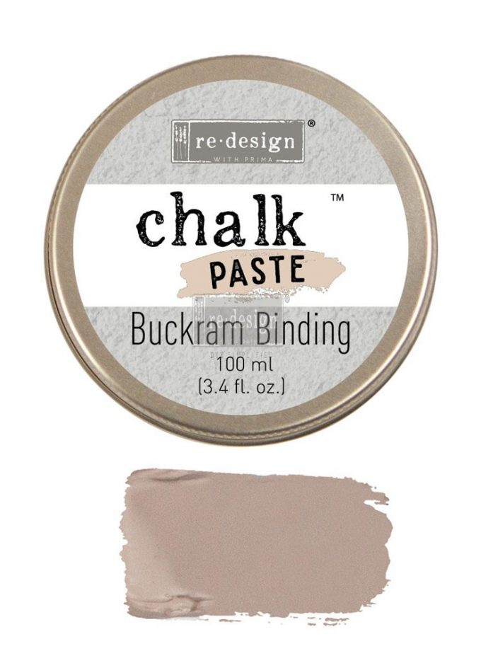 Redesign Chalk Paste® 3.4 fl. oz. (100ml) - Buckram Binding