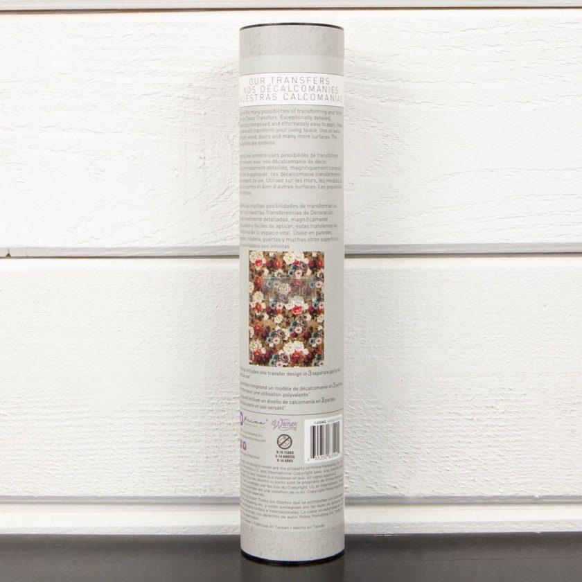 """Redesign Décor Transfers®- Tea Rose Garden 22""""x 30"""""""