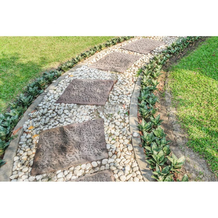 """Redesign Paver Mould 12""""x12""""- Vine Wall"""