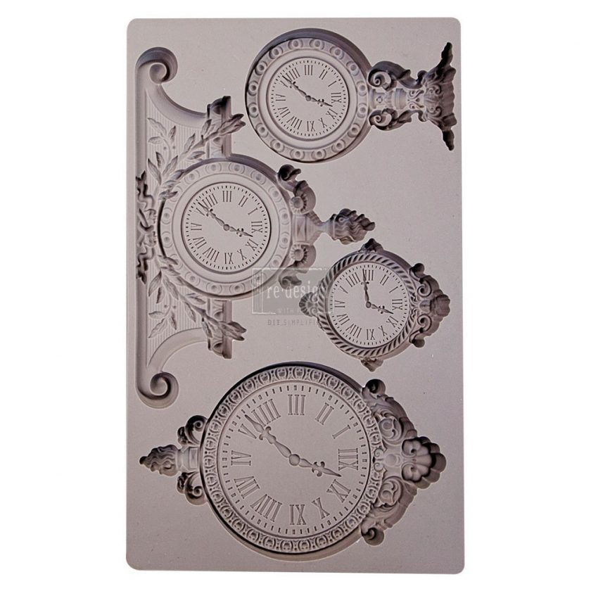 "Redesign Décor Moulds® 5""x8"" - Elisian Clockworks"