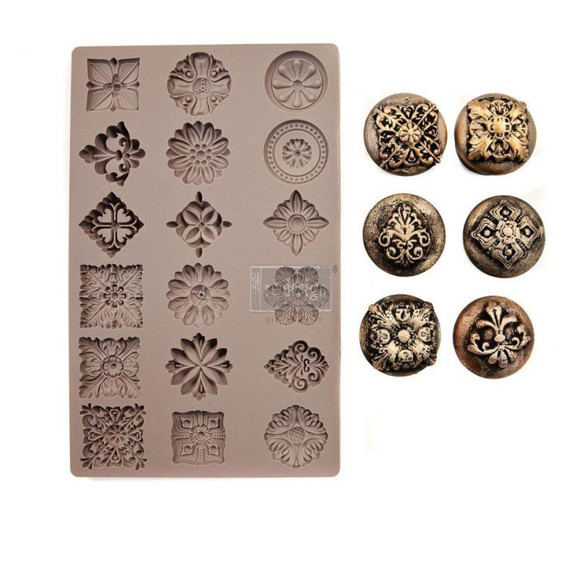 """Redesign Décor Moulds® 5""""x8"""" - Curio Trinkets"""