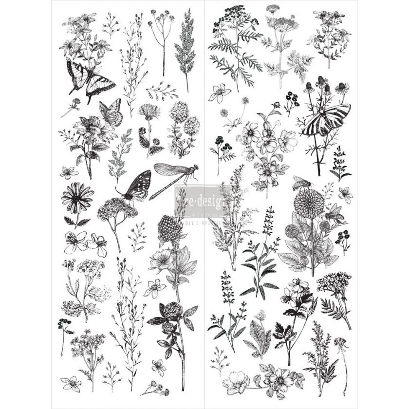 "Redesign Décor Transfers® - Spring Meadow Life 22""x 30"""