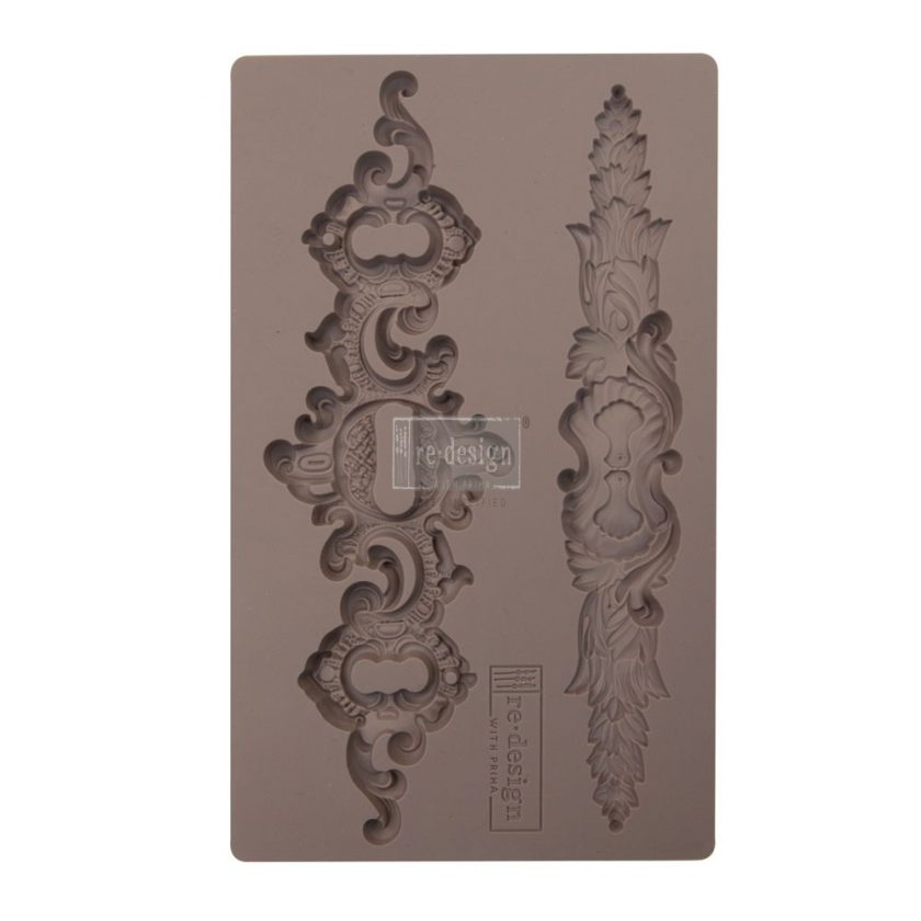 "Redesign Décor Moulds® 5""x8""- Sicilian Plates"