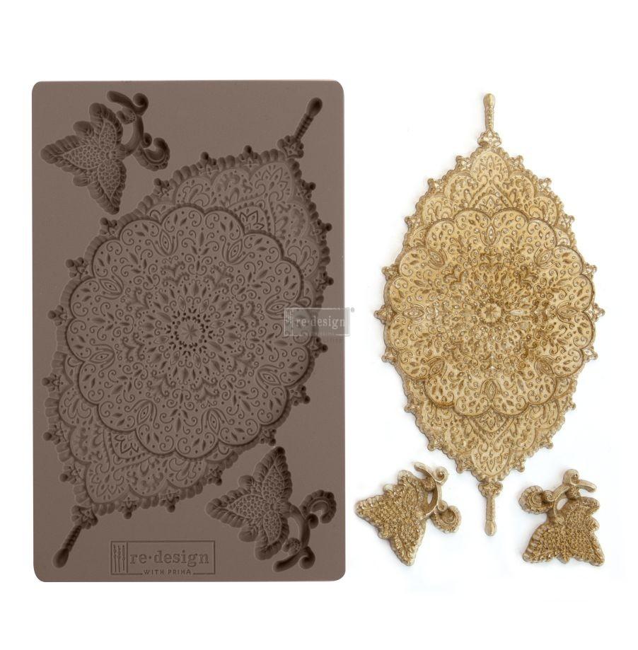 """Redesign Décor Moulds® 5""""x8"""" - Morocco Emblem"""