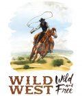 """Redesign Décor Transfers® - Wild West size 23""""x 34"""""""