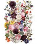 """Redesign Décor Transfers® - Wondrous Floral size 22""""x 34"""""""