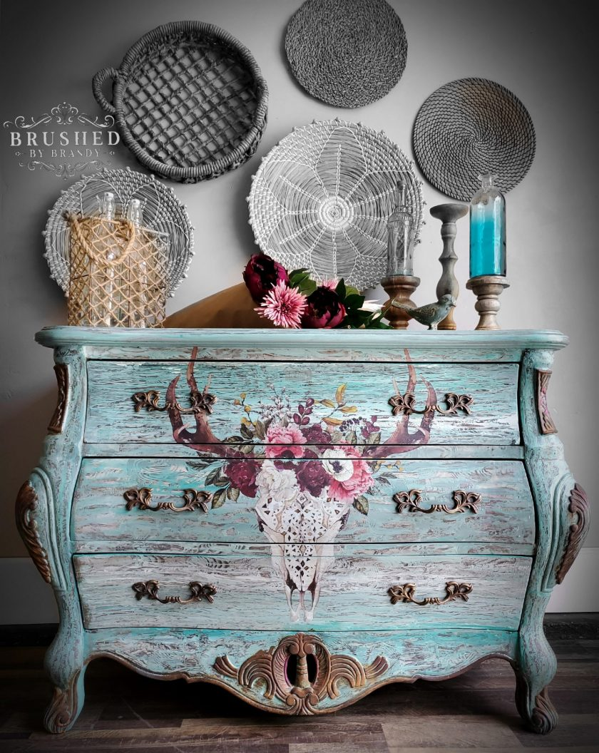 """Redesign Décor Transfers® - Beautifully Native size 24""""x 34"""""""