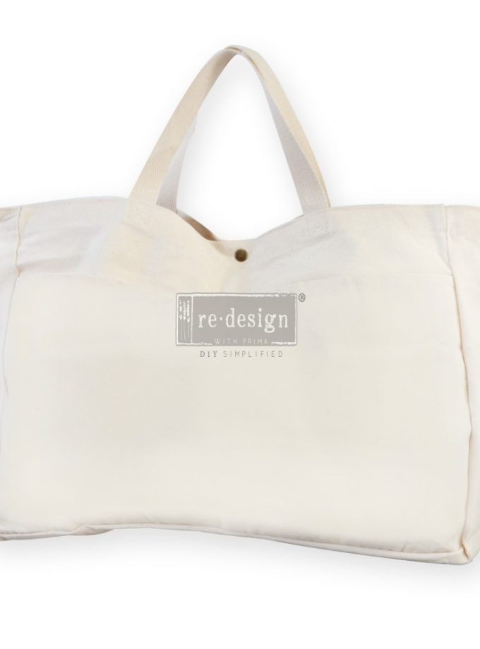 """Redesign Tote Bag 100% cotton, 18""""x13""""x7"""""""