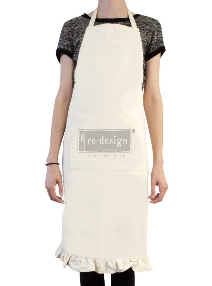"""Redesign Apron 100% cotton, 34"""" height"""