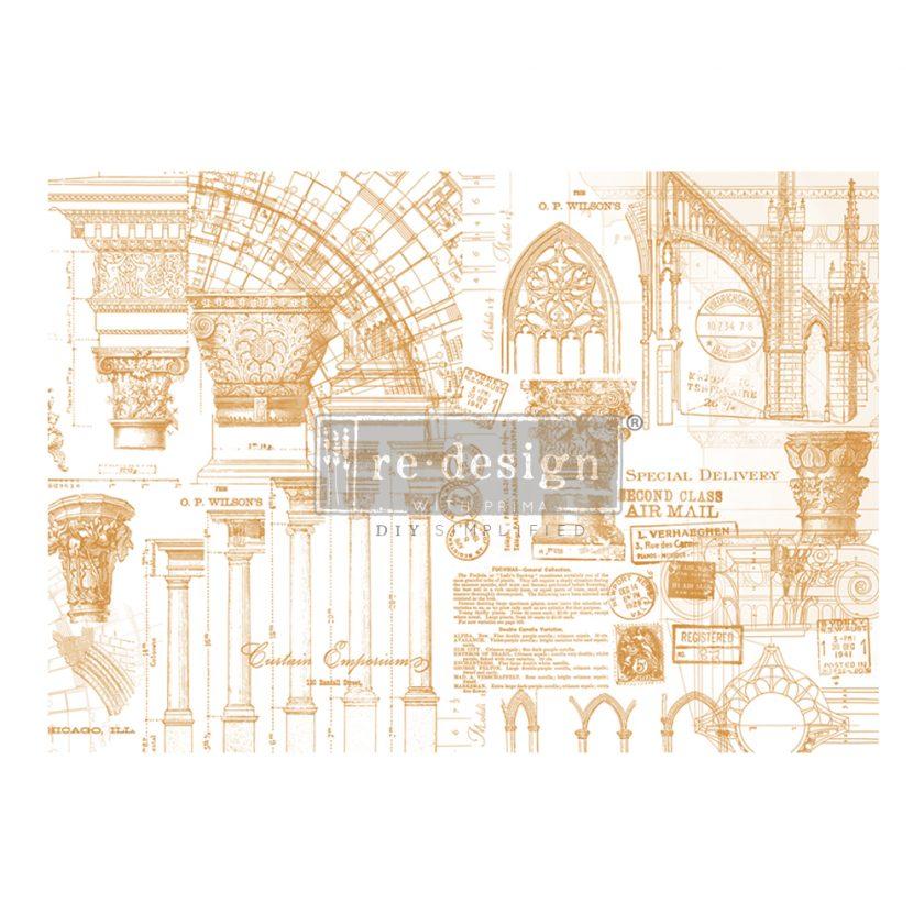 Redesign Decor Transfers® - Architecture