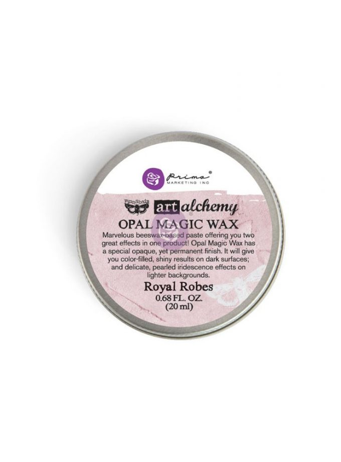 Art Alchemy-Opal Magic Wax-Royal Robes .68oz (20ml)