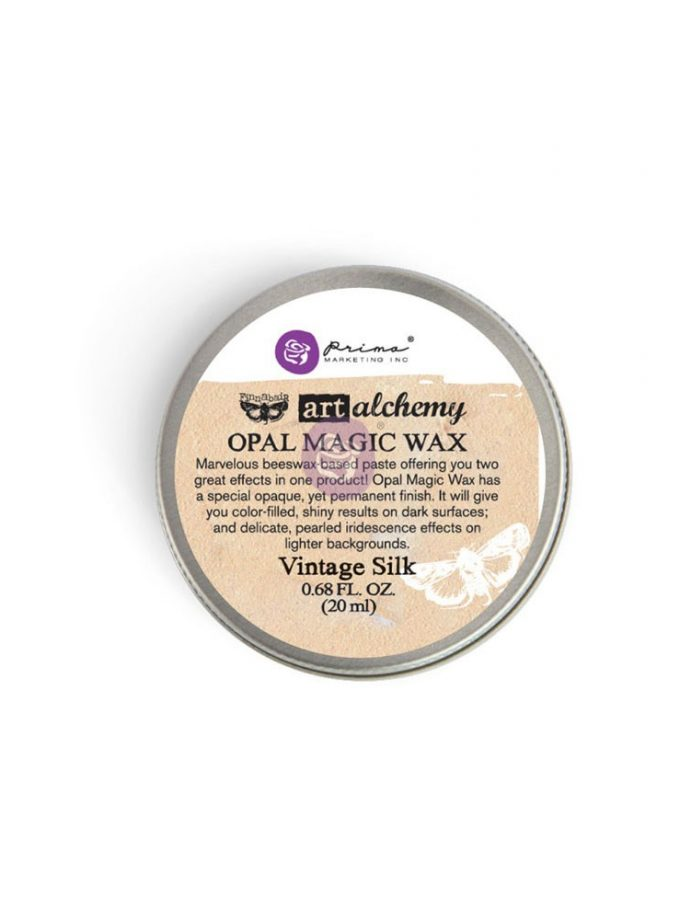 Art Alchemy-Opal Magic Wax-Vintage Silk .68oz (20ml)