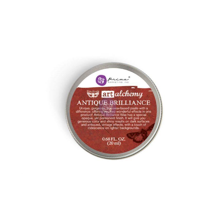 Art Alchemy-Antique Brilliance-Fire Ruby .68oz (20ml)