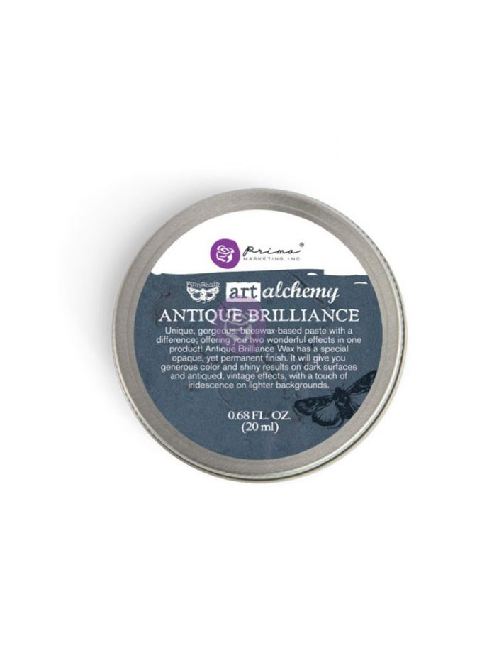 Art Alchemy-Antique Brilliance-Mystic Turquoise .68oz (20ml)