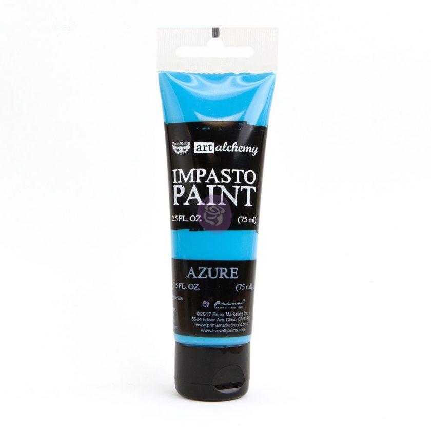 Art Alchemy - Impasto Paint - Azure 2.5 oz