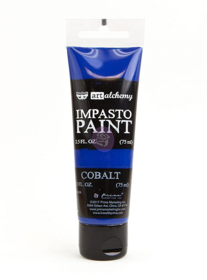 Art Alchemy - Impasto Paint - Cobalt 2.5 oz