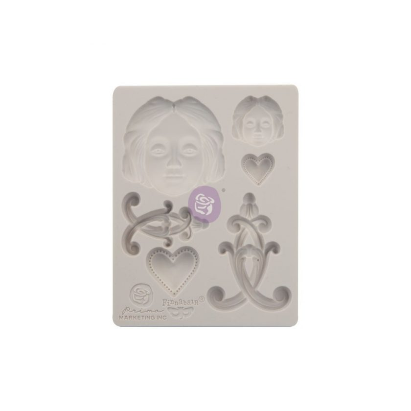 """3.5""""x4.5"""" Mould Anabelle"""
