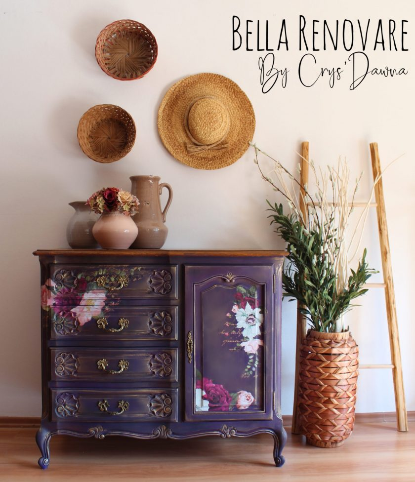 Redesign Decor Transfers® - Violet Hill