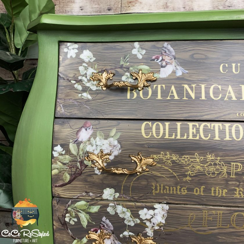 Redesign Decor Transfers® - Flower Collector