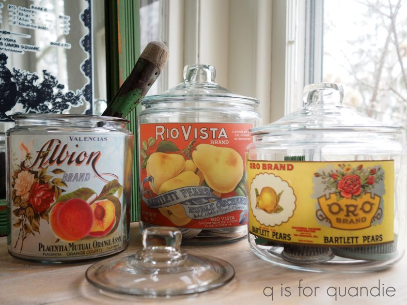 Redesign Decor Transfers® - Vintage Seed