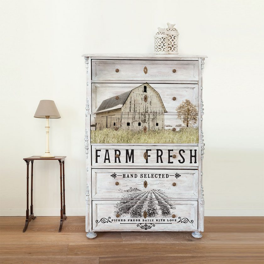 "Redesign Décor Transfers® - The Farm Life 24""x 34"""